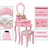 """Toaletna mizica Madame """"Pink"""" Clotilde"""