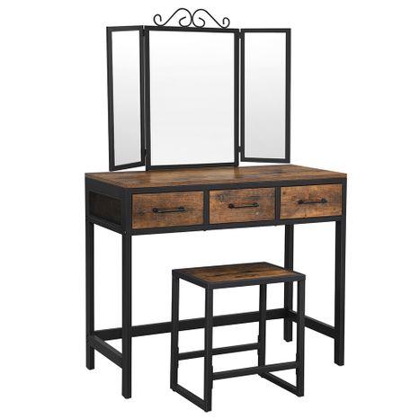 Toaletna mizica Emilie du Chatelet